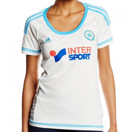 Maillot Olympique de Marseille pour femme