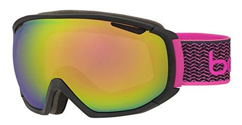 Sélection de masque de ski en promotion - Ex : Masque Tsar Matte Black & Neon