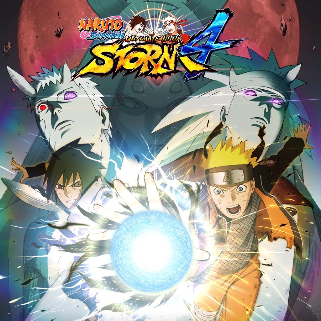[Gold] Naruto Shippuden : Ultimate Ninja Storm 4 Jouable Gratuitement jusqu'au Dimanche 4 Février 2018 inclus sur Xbox One (Dématérialisé)
