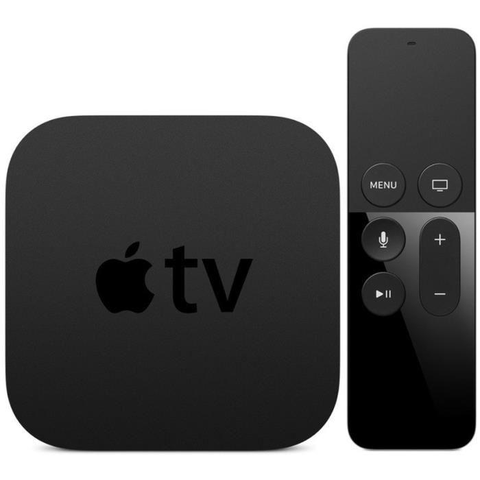 Boîtier multimédia HD Apple TV 4 - 64 Go (Reconditionné par Apple)