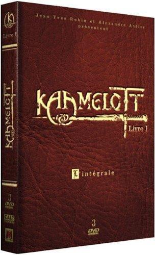 Coffret DVD Kaamelott - livre I