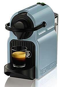 Machine à café Nespresso Krups Inissia XN1004 - Coloris Bleu