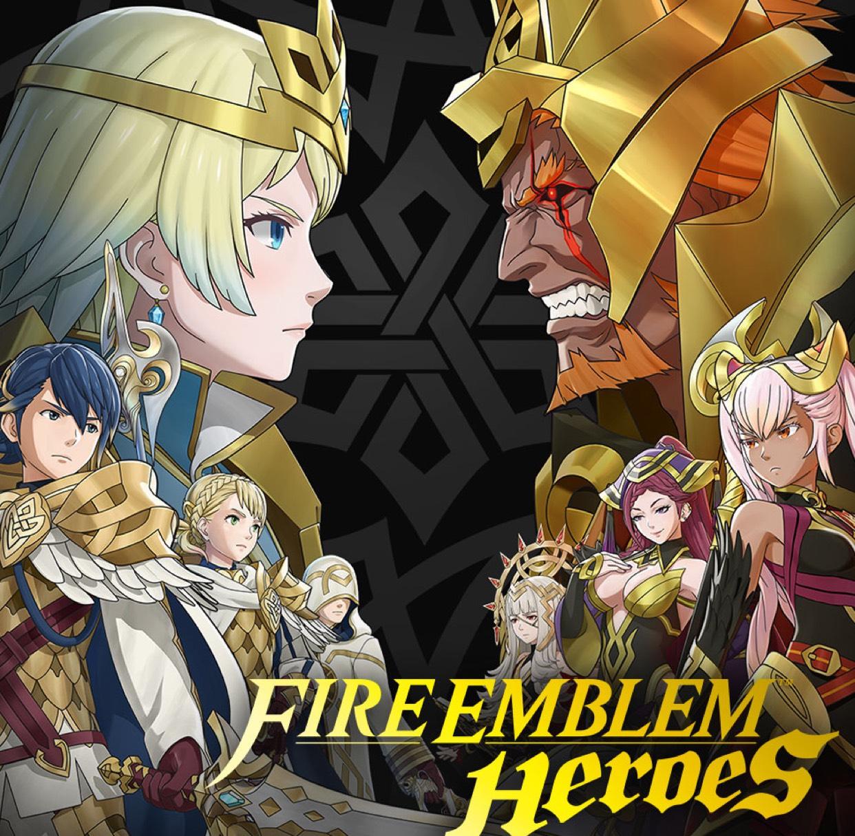 50 Orbes sur Fire Emblem Heroes gratuite