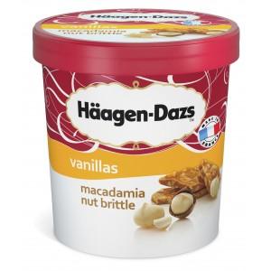 3 pots Häagen-Dazs (2+1 offert soit 2.66€ l'unité)