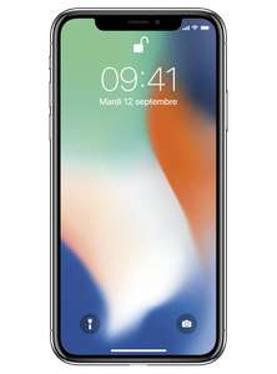 Apple Iphone X 64 Go 5.8'' - Gris Sidéral (vendeur tiers)