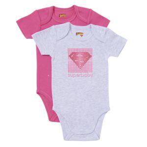 Sélection de vêtements pour enfant en promotion - Ex : ensemble culotte + caraco Disney Princesse - rose (du 2 au 5 ans)