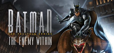 Batman: The Enemy Within - The Telltale Series sur PC (dématérialisé)