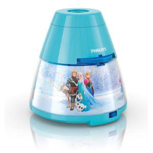 Sélection de veilleuses-projecteurs LED Philips en promotion - Ex : La Reine des Neiges