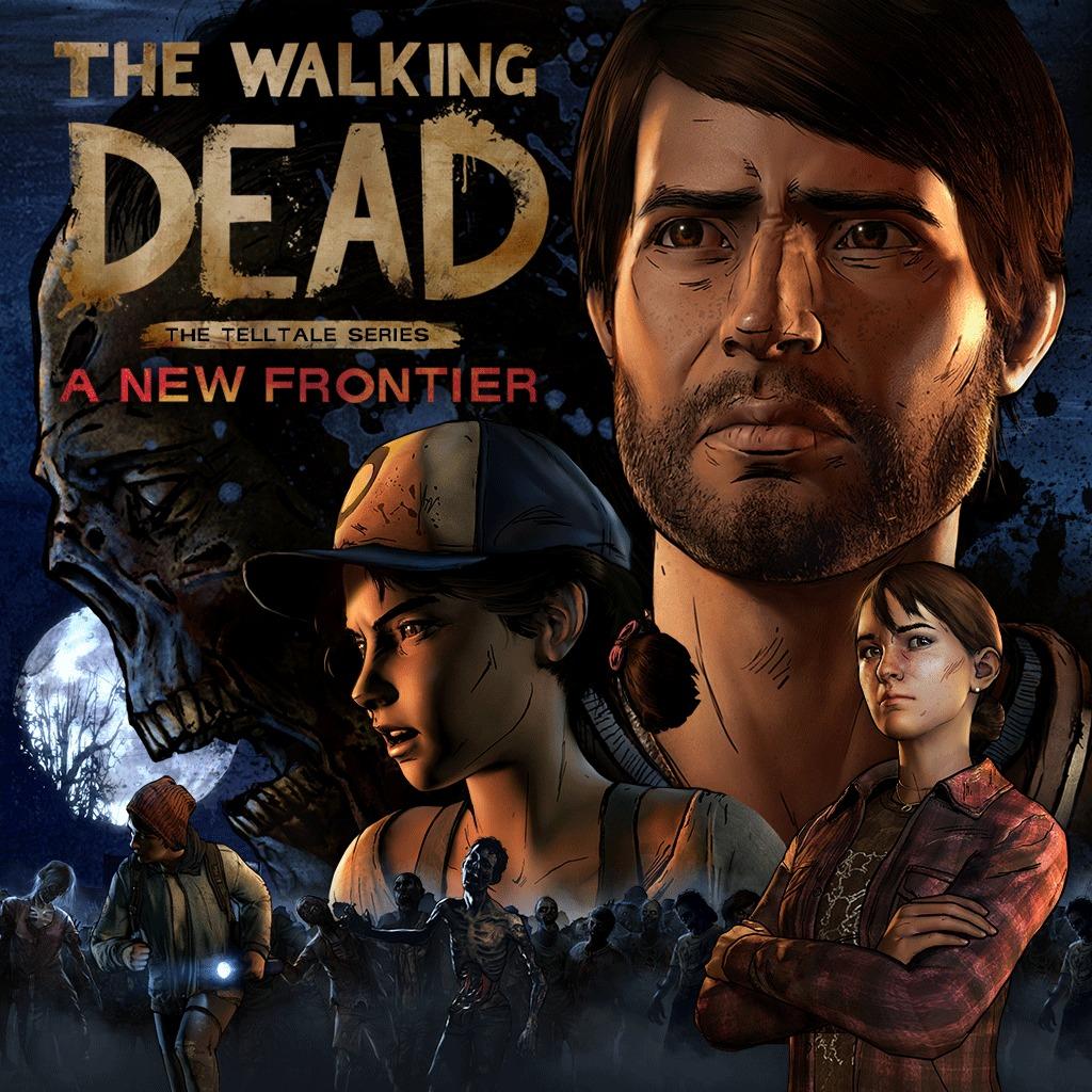The Walking Dead: A New Frontier sur PC (Dématérialisé)