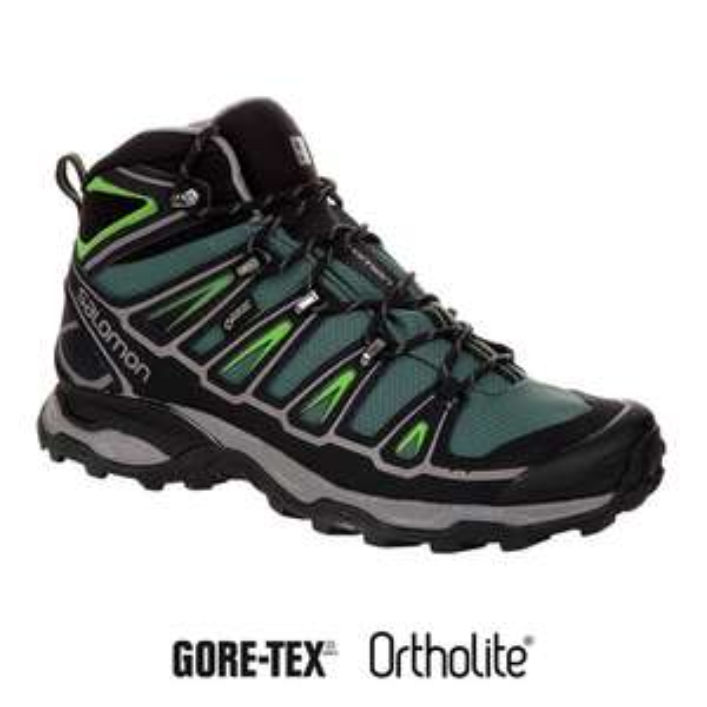Chaussures randonnée homme Salomon X Ultra Mid 2 GTX