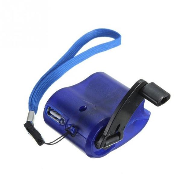 Chargeur Dynamo USB