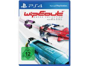 Jeu Wipeout Omega Collection sur PS4 (frontaliers Allemagne)