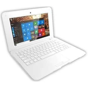 "Ordinateur portable 10"" Selecline - HD, 32Go de ROM, 1Go de RAM, Windows 10"