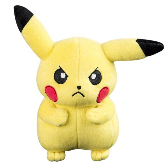 Peluche Pikachu 20cm - Enervé