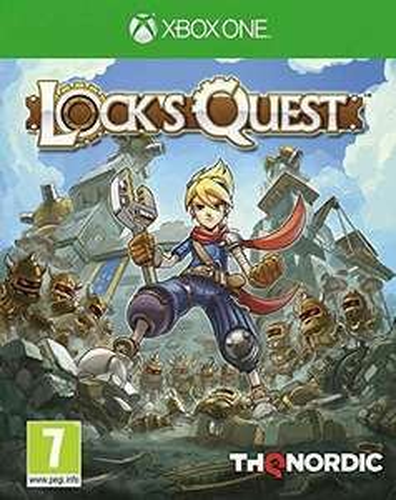 Lock's Quest sur Xbox One