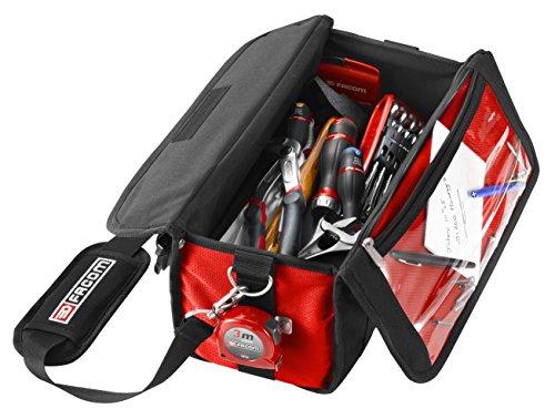 Boîte textile Mini-Probag Facom BS.SMBCM1PG + 15 outils
