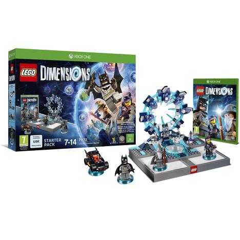 Sélection de Lego Dimensions en promotion - Ex : Pack de démarrage Xbox One