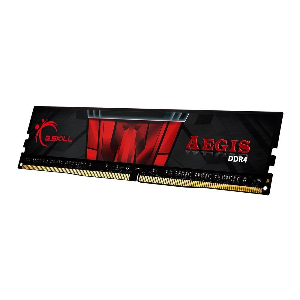 G.Skill Aegis Mémoire RAM 8 Go DDR4 3000 MHz CL16