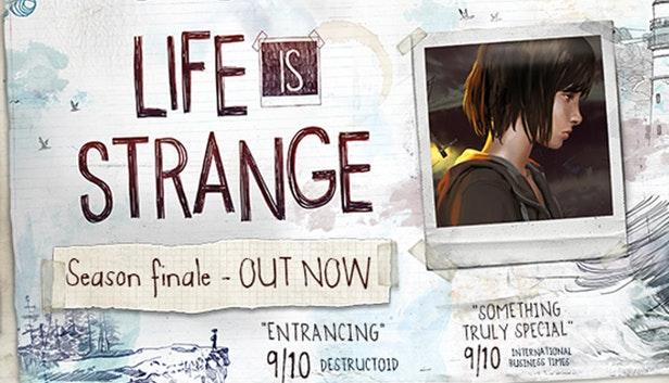 Life is Strange Complete Season à 3.84€ et Before the Storm à 9.16€ sur PC (Dématérialisés)