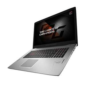 "Asus ROG GL702VS-GC238T PC portable Gamer 17,3"" Full HD Noir (Intel Core i7, 8 Go de RAM, Disque Dur 1 To + SSD 256 Go, Nvidia GeForce GTX 1070 8G, Windows 10)"