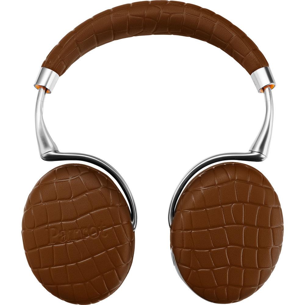 Casque Bluetooth Parrot Zik 3 - Marron croco ou Ivoire