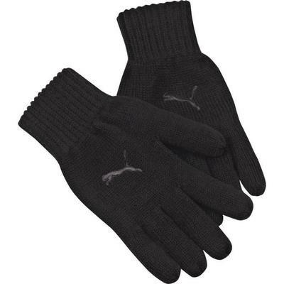 Gants Puma Knit Homme - Noir (Taille M)