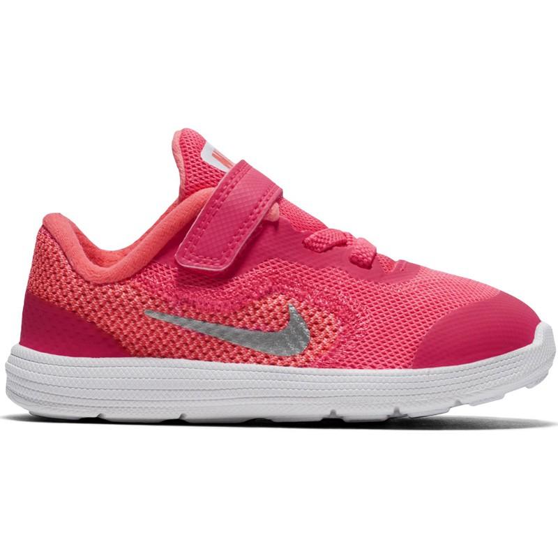 "Sélection de Chaussures de ""running"" enfant Nike ex. Revolution 3 Toddler Fille (17-22) et (35-38)"
