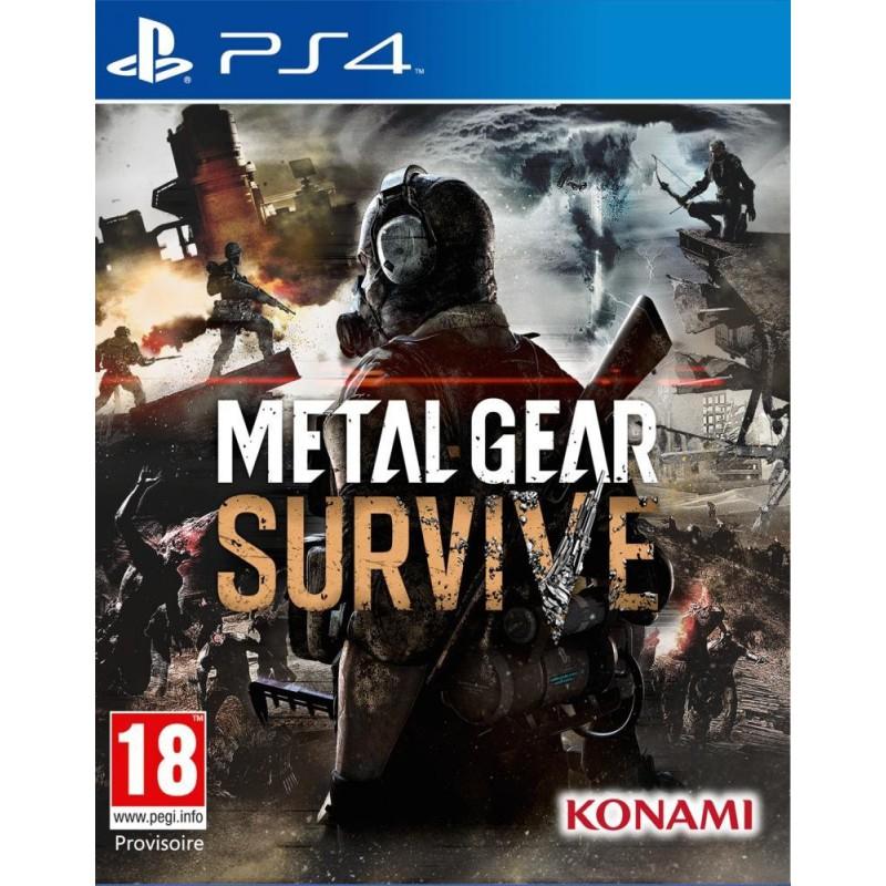Précommande : Metal gear survive ps4 et Xbox one