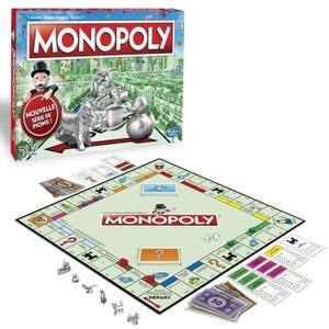 Monopoly Classique - Nouvelle Version (Via ODR 10.99€)