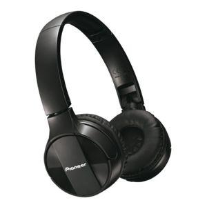 Casque Supra-Aural Pioneer MJ553 Bluetooth - Noir