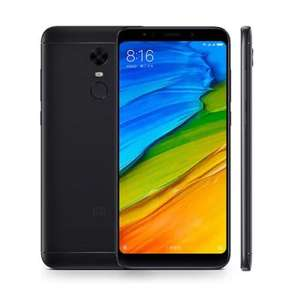 "Smartphone 5.99"" Xiaomi Redmi 5 Plus (Global Version) - Full HD+, Snapdragon 625, RAM 4 Go, ROM 64 Go (B20)"