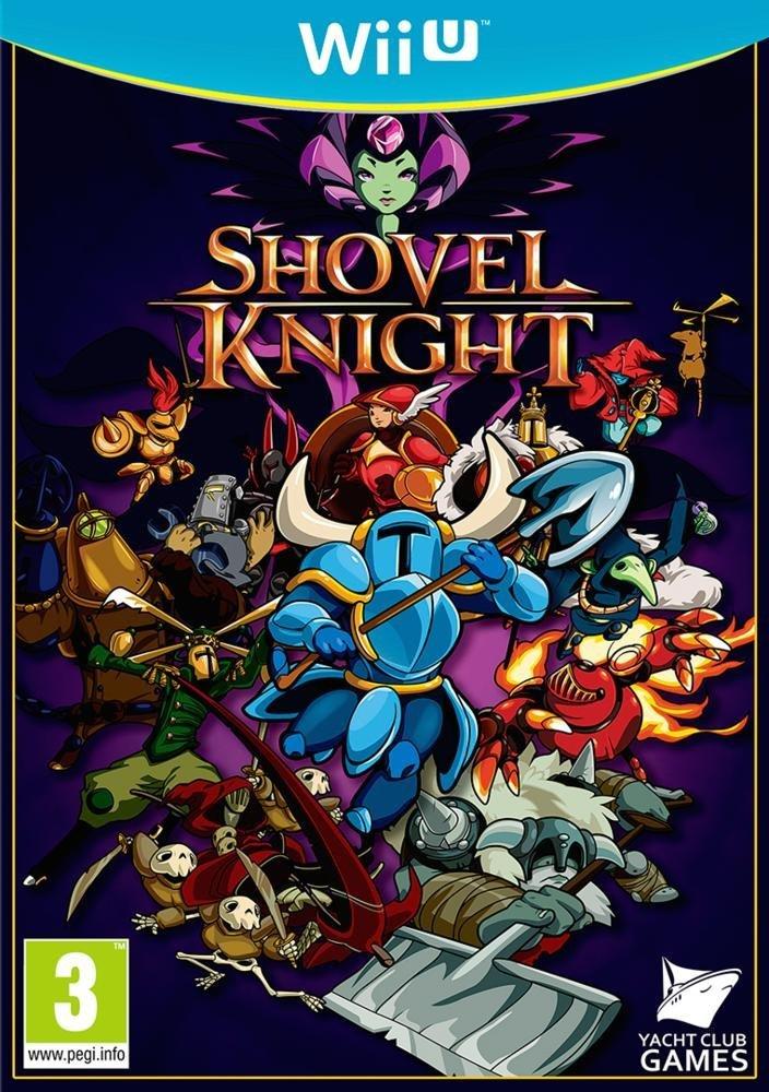 Shovel Knight sur Wii U (vendeur tiers)