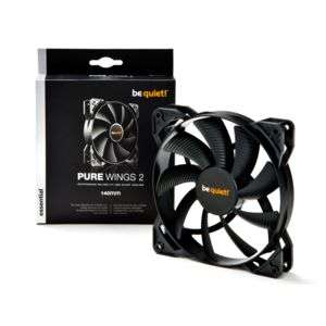 Ventilateur PC be quiet! Pure Wings 2 - 14 cm