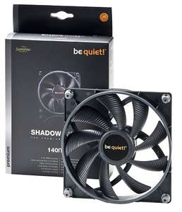 [Membres Prime] Ventilateur be quiet! BL027 Shadow Wings PWM - 140 mm
