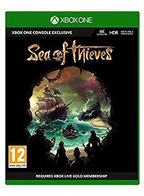 Précommande : Jeu Sea of Thieves sur Xbox one