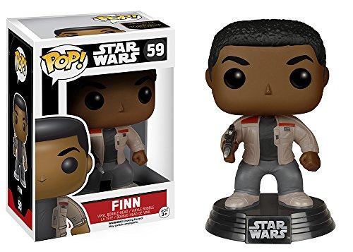 [Panier Plus] Figurine Funko Pop BOBUGT487 - Star Wars VII - Finn