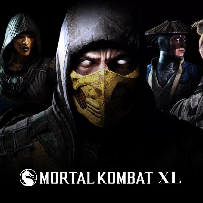 Sélection de jeux en promotion - Ex: Mortal Kombat XL: Le Jeu + Le Season Pass sur PC (Dématérialisé - Steam)