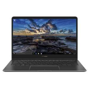 "PC Hybride Tactile 13.3"" Asus ZenBook Flip S-7r16256-N - Full HD, i7-8550U, RAM 16 Go, SSD 256 Go"