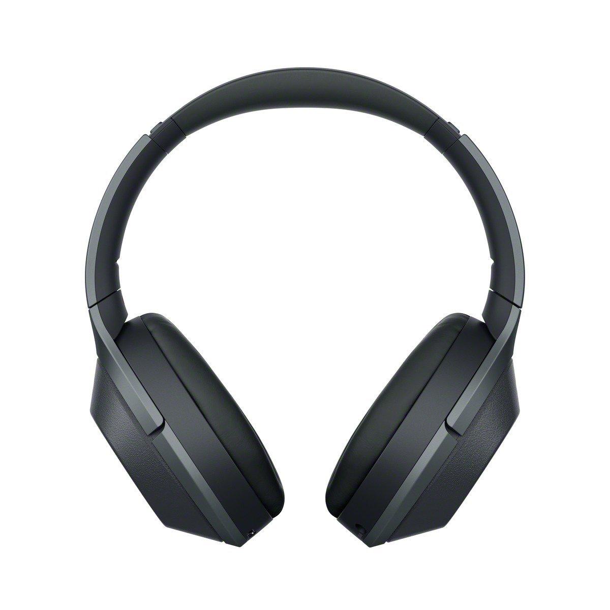 Casque à réduction de bruit Sony WH-1000XM2 - Bluetooth (noir)