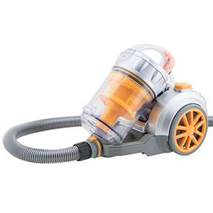 Aspirateur sans Sac Cyclonique H.Koenig TC34 Hugo - Orange