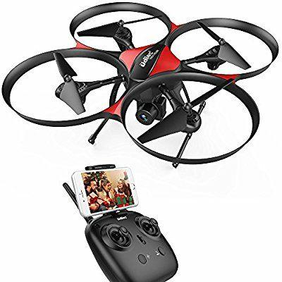 Drone Drocon U818 Plus - (Vendeur tiers)