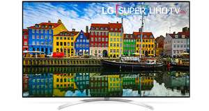 "TV 55"" LG 55SJ850V - 4K UHD, LED, smart TV (via ODR de 300€)"
