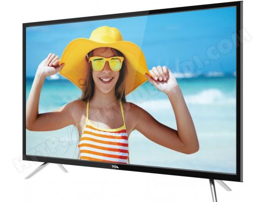 """TV 55"""" TCL U55P6016 - 4K UHD, LED, smart TV"""