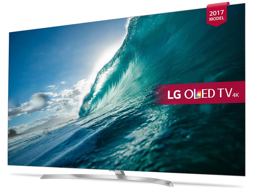 "TV 55"" LG 55B7V - OLED - 4K - Smart TV (via ODR 200€)"