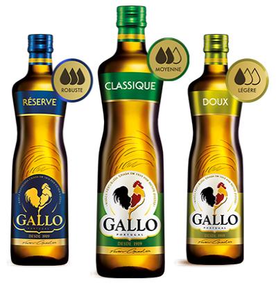 Bon d'achat de 15€ à utiliser sur Showroomprivé offert pour l'achat d'une Huile d'olive Gallo (via ODR)