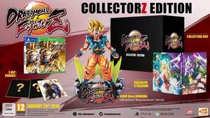 Dragon Ball Z Fighter Z - Edition Collector sur PS4
