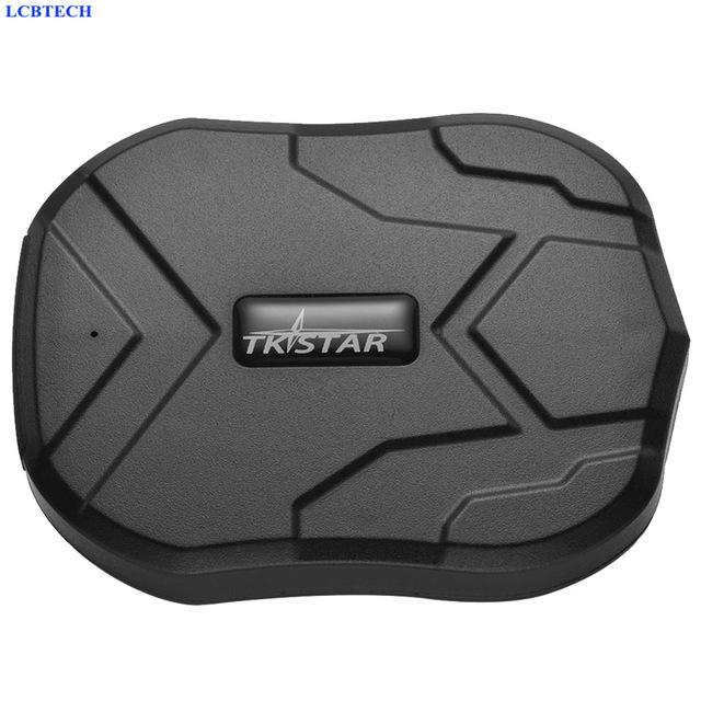 Tracker GPS TK905 pour Véhicules - Noir