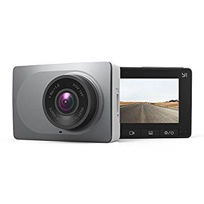 Caméra DashCam YI - 1080p / 60 fps, WiFi, FOV 165°, F/1.8 (vendeur tiers)