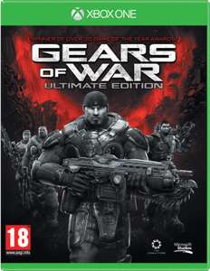 Gears of War : Ultimate Edition sur Xbox One (Frontaliers Suisse)