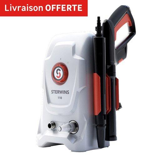Nettoyeur haute pression électrique STERWINS Compact, 110 bar(s), 360 l/h - Ivry-sur-Seine (94)